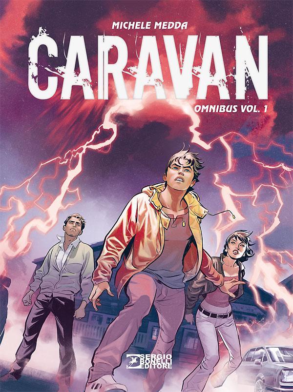 Caravan Omnibus (1 di 2) - Sergio Bonelli
