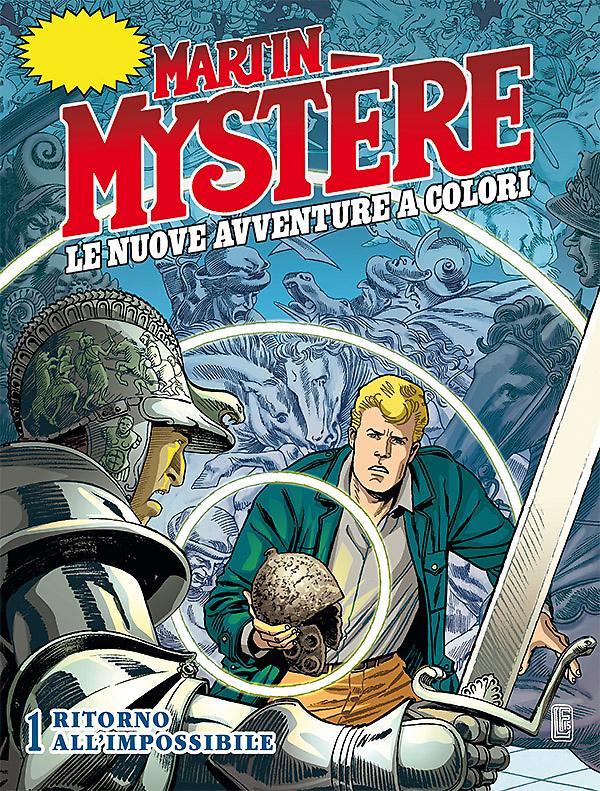 martin mystere le nuove avventure a colori recensione