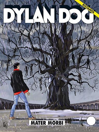 Mater morbi sergio bonelli - Dylan dog attraverso lo specchio ...