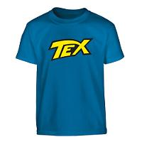 T-Shirt Tex - Logo Giallo