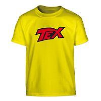 T-Shirt Tex - Logo Rosso