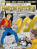 Martin Mystère 100 - Oro
