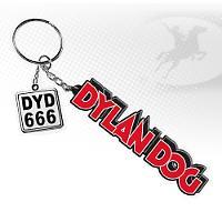 Portachiavi Dylan Dog