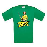 T-shirt Tex - Verde