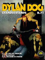 Dylan Dog Granderistampa 71