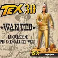 Tiger Jack. Statuina 3D