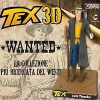 Jack Thunder. Statuina 3D