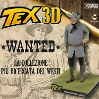 Generale Quantrell. Statuina 3D