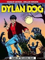 Dylan Dog 1 - Variant inglese