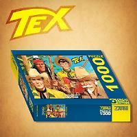 Il puzzle di Tex e i suoi pards