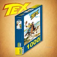 Il puzzle di Tex a cavallo