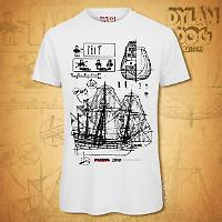 T-shirt Dylan Dog - Galeone