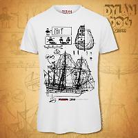 T-shirt Dylan Dog - Galeone
