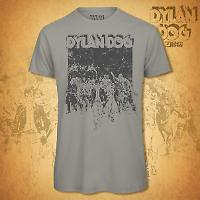 T-shirt Dylan Dog - Frontespizio