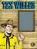 Tex Willer 1 - Variant sorpresa