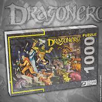 Il puzzle di Dragonero - Battaglia nel dungeon