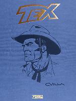 Tex l'inesorabile - Edizione limitata numerata - Copertina blu