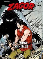 Zagor. Le origini - Il demone cannibale