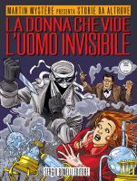 La donna che vide l'Uomo Invisibile