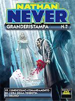 Nathan Never GrandeRistampa n° 7