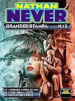 Nathan Never GrandeRistampa n° 13