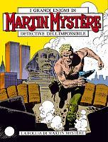 La follia di Martin Mystère