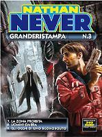 Nathan Never GrandeRistampa n° 3