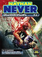 Nathan Never GrandeRistampa n° 6