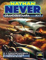 Nathan Never GrandeRistampa n° 17