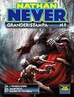 Nathan Never GrandeRistampa n° 9