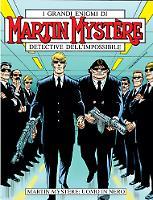 Martin Mystère: Uomo in Nero