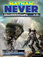 Nathan Never GrandeRistampa n° 22