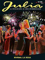 Myrna: la resa - Julia 216 cover