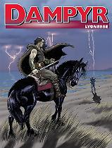 Lyonesse - Dampyr 198 cover