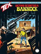 Ultimo scontro a Bannock - Tex Nuova Ristampa 409 cover