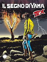 Il segno di Yama - Tex 673 cover