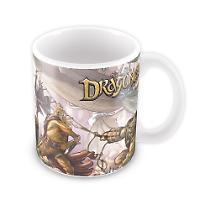Mug Dragonero Battaglia