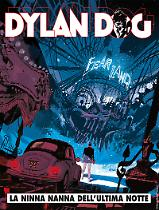 La ninna nanna dell'ultima notte - Dylan Dog 367 cover