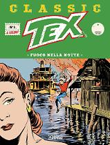 Fuoco nella notte - Tex Classic 03 cover