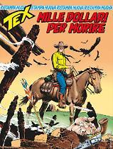 Mille dollari per morire - Tex Nuova Ristampa 420 cover