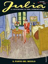 Il furto del secolo - Julia 226 cover