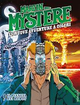 Il pianeta dei Robot - Martin Mystère Le Nuove Avventure a Colori 09 cover