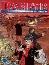 L'Indagatore dell'Incubo - Dampyr 209 copertina B