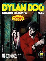 Dylan Dog Granderistampa 67 cover