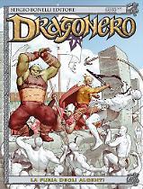 La furia degli Algenti - Dragonero 53 cover