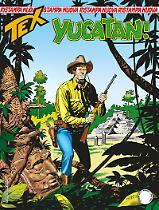 Yucatan! - Tex Nuova Ristampa 426 cover