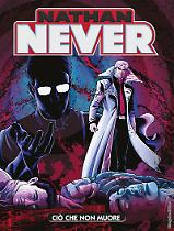 Ciò che non muore - Nathan Never 317 cover