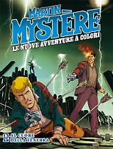 Al cuore della tenebra - Martin Mystère Le Nuove Avventure a Colori 12 cover