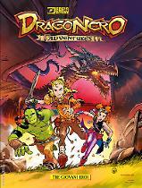 Tre giovani eroi - Dragonero Adventures 01 cover