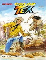 Sparate sul pianista e altre storie - Tex Color 12 cover